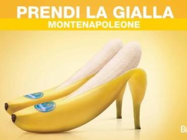 La BANANA Chiquita alla conquista di Milano