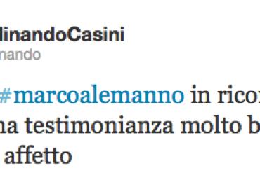 Marco Alemanno, l'ultimo saluto all'amato Lucio Dalla e l'ipocrisia dei media italiani