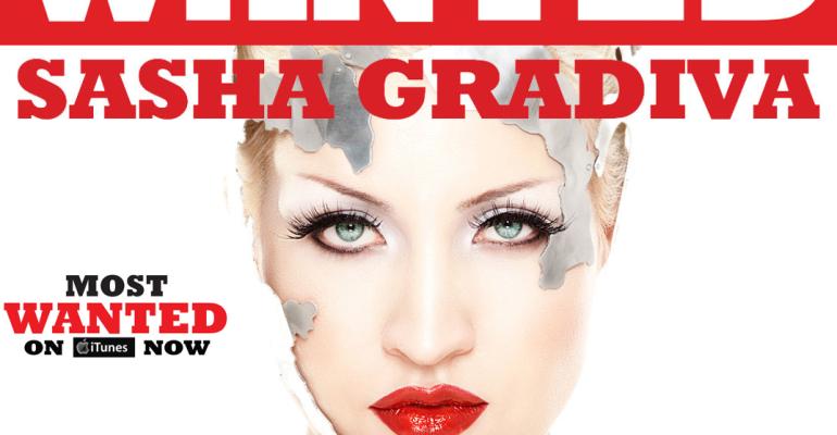 Sasha Gradiva all'assalto del pop: ecco WANTED