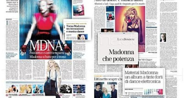 MDNA, Madonna e le recensioni della stampa ITALIANA: leggiamole insieme