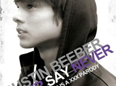 Arriva il Justin Bieber PORNO GAY con Bustin Beeber: Never Say Never