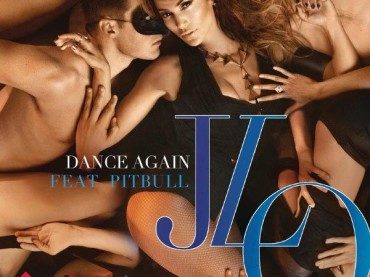 Cover ufficiale per Dance Again di Jennifer Lopez (+ snippet)