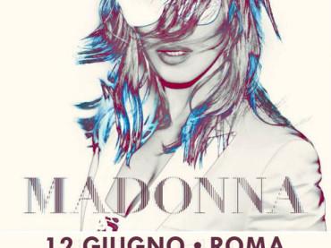 Trailer ufficiale per il MDNA Tour di Madonna