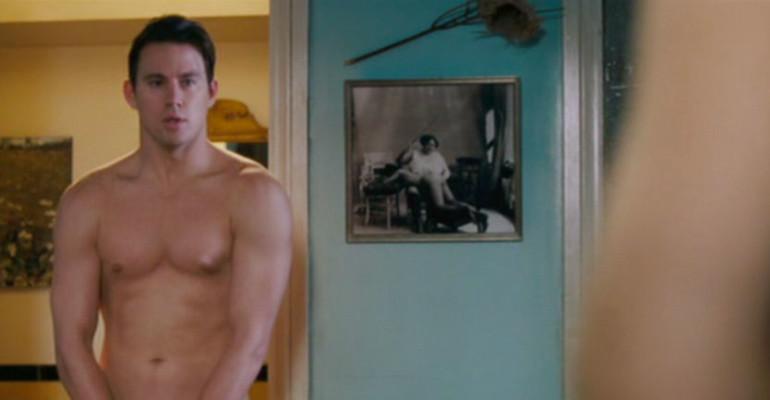 Channing Tatum mostra le chiappe in The Vow – La memoria del cuore