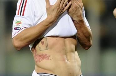 Zlatan Ibrahimovic porta le mutande: è ufficiale