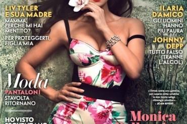 Monica Bellucci si confessa a Vanity Fair: NON MI SONO MAI RIFATTA
