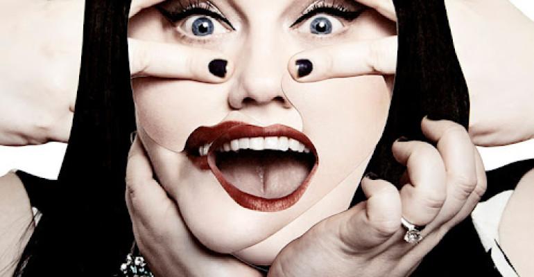 Beth Ditto dice la sua su Lady Gaga: è come Madonna… per un bimbo di 6 anni