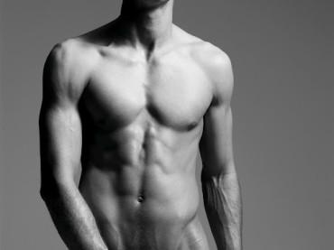 Chad White tutto nudo vi augura buona domenica