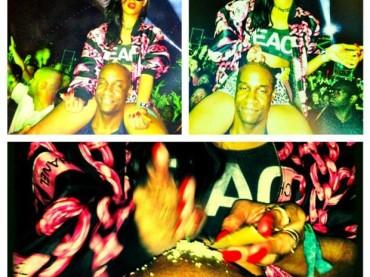 Cocaina per Rihanna al Coachella?