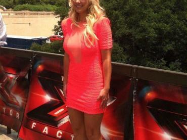 Prima sbroccata di Britney Spears ad X-Factor Usa?