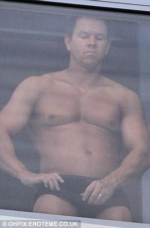 Final, sorry, Mark wahlberg dwayne johnson nude