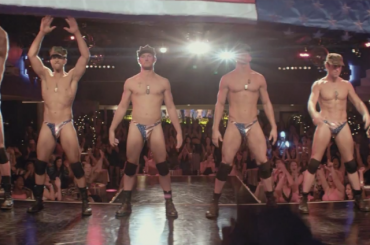 Magic Mike: strip fotografico per il cast