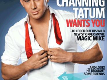 Culo da applausi per Channing Tatum in Magic Mike: la foto delle foto