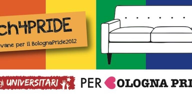 Couch4Pride: tutti al pride di Bologna come OSPITI degli studenti