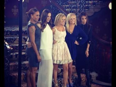 Le Spice Girls di nuovo insieme – ecco le foto verità (+ promo video)
