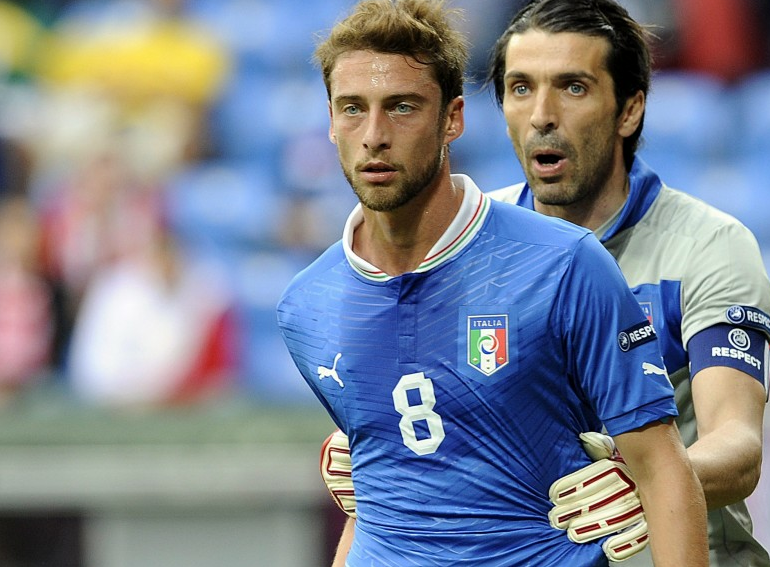 Claudio Marchisio gay buffon