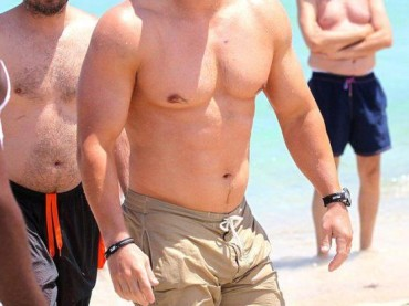 Mark Wahlberg sta esplodendo