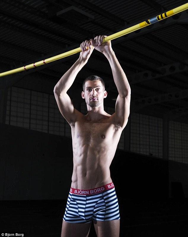 Rosso vip maschile uomini gay muscolosi