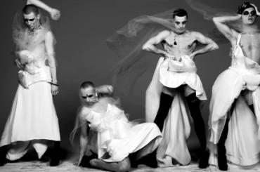 KAZAKY HORROR PICTURE SHOW per V Magazine
