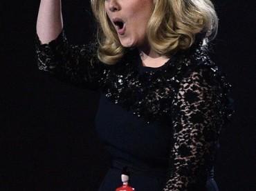 E' stata super Adele anche nel 2012: sorpresa Lana Del Rey, delusione Madonna