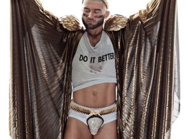 NEXT omaggia Madonna: ecco le 10 versioni OMO (con François Sagat)