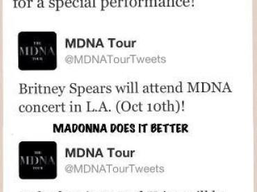 MDNA Tour: Christina Aguilera canterà con Madonna e Britney Spears?