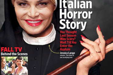 Italian Horror Story: Simona Ventura è Jessica Lange