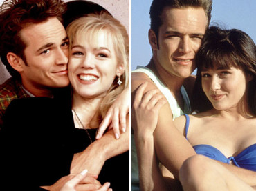 Beverly Hills a sorpresa: Jennie Garth e Luke Perry fanno coppia?