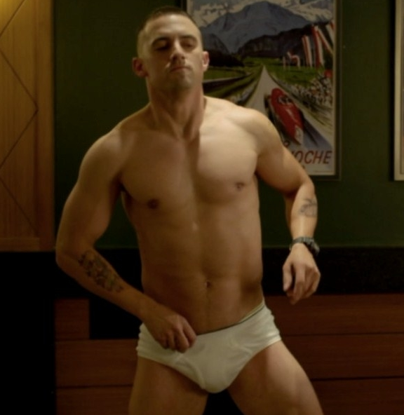 Shirtless Pics of Milo Ventimiglia in Thats My Boy