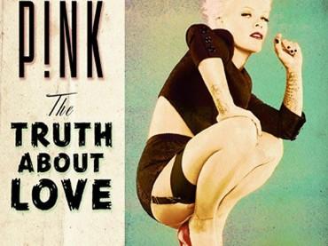 Primato americano con record per Pink con TRUTH ABOUT LOVE