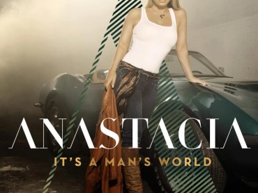 Torna Anastacia con un album di cover – It's A Man's World