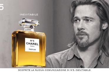 Brad Pitt per CHANEL – There you are: lo spot