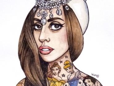 Lady Gaga si 'incazza' su twitter: stupide regole da popstar