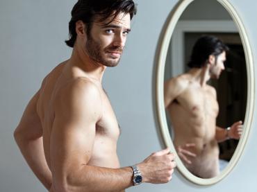Giulio Berruti NUDO su Vanity Fair e GAY al cinema