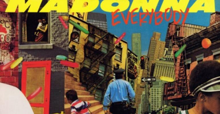 38 anni fa usciva Everybody – 38 anni di Madonna