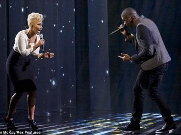 X-Factor Uk 2012: Labrinth feat. Emeli Sande live con Beneath Your Beautiful