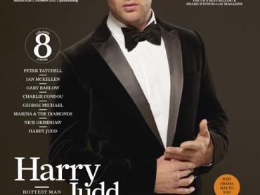 Attitude Awards 2012: Harry Judd è l'uomo più sexy d'Inghilterra