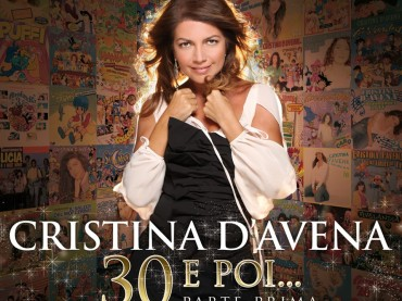 Torna Cristina d'Avena con 30 e poi – ecco la cover