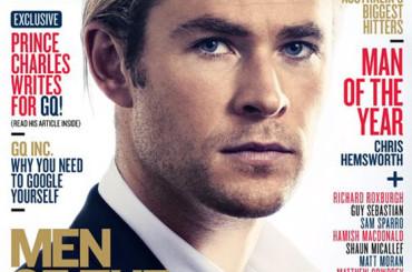 Chris Hemsworth uomo dell'anno secondo GQ – le foto più sexy
