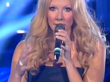 Tale e Quale Show 2012: se Luisa Corna diventa Noemi Letizia che canta Mariah Carey