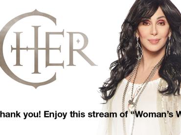 Woman's World di CHER: ecco la versione definitiva