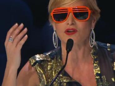 """""""Sei una falsa, cazzo"""": Simona Ventura Favolosa Cubista ad X-Factor"""