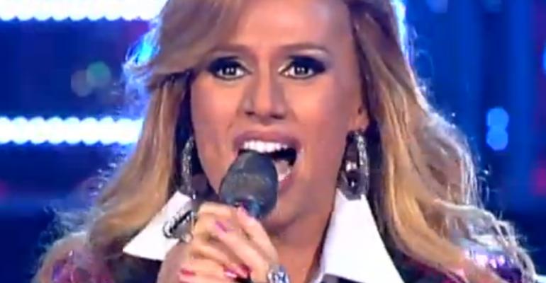 Tale e Quale Show:  se Serena Autieri è Daniela Santanché che imita Beyoncé