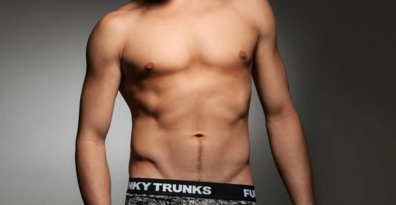 Matthew Mitcham in slip per Funky Trunks – le foto