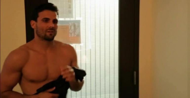 Jeremy Jackson: da Baywatch al nudo nella serie DTLA