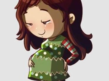Anche Elisa è incinta