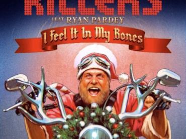 I Killers inediti con I Feel It In My Bones per la Giornata Mondiale contro l'AIDS