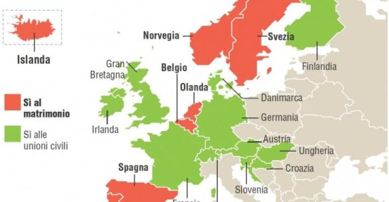 Matrimonio In Europa : Matrimonio gay diritti archives spetteguless