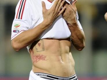 Zlatan Ibrahimovic è l'uomo più sexy del mondo secondo la rivista Glam'mag