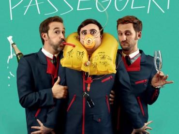 Gli Amanti Passeggeri di Pedro Almodovar – trailer e poster italiano